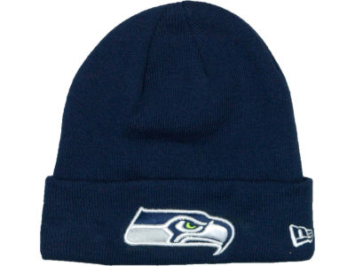 Seattle Seahawks New Era NFL Basic Cuff Knit