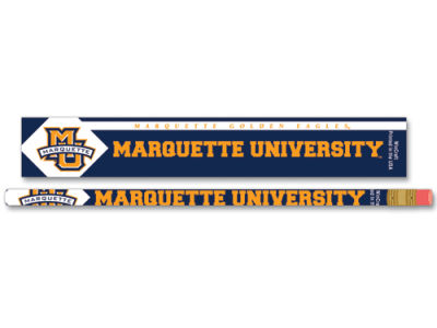 Marquette Golden Eagles 6-pack Pencils