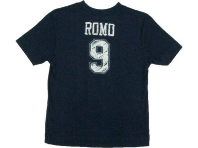 Dallas Cowboys Tony Romo NFL Toddler Name and Number T-Shirt