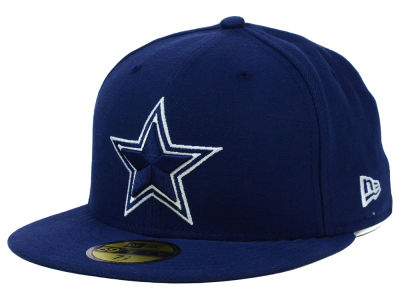 Dallas Cowboys New Era NFL 2012 On Field Classics 59FIFTY Cap