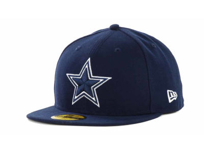 Dallas Cowboys New Era NFL 2012 Kids Classics 59FIFTY Cap