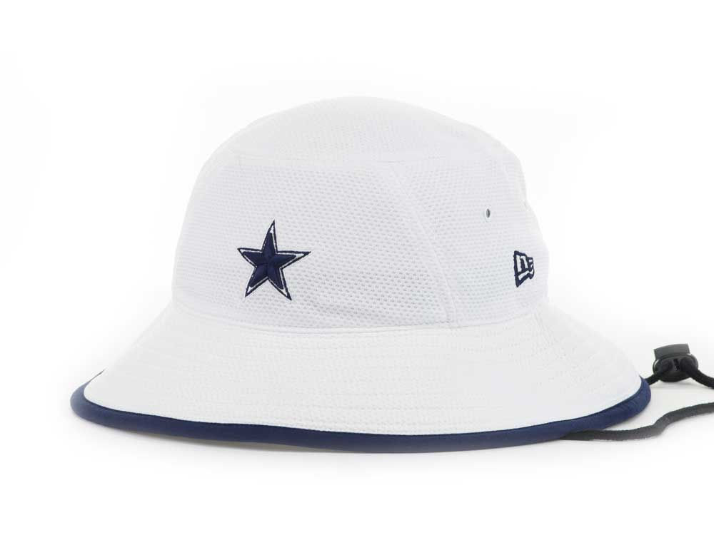 Dallas Cowboys New Era NFL Training Camp Bucket  6210be62d