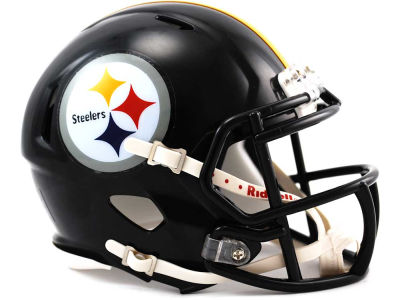 Pittsburgh Steelers Speed Mini Helmet