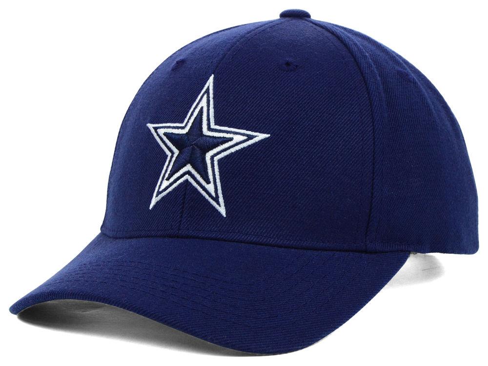 Dallas Cowboys DCM NFL DCM Basic Logo Cap  a7d66cece39