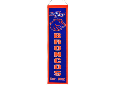 Boise State Broncos Heritage Banner