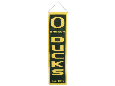 Oregon Ducks Winning Streak Heritage Banner