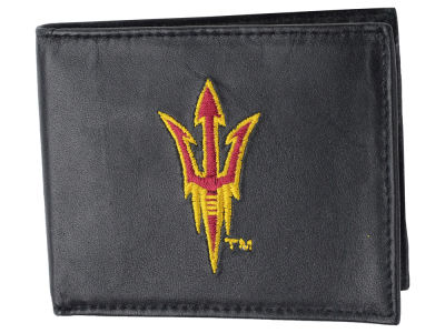 Arizona State Sun Devils Black Bifold Wallet