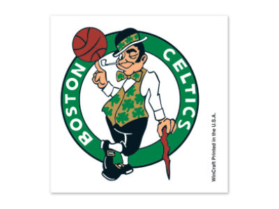 Boston Celtics Tattoo 4-pack