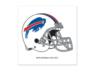 Buffalo Bills Tattoo 4-pack