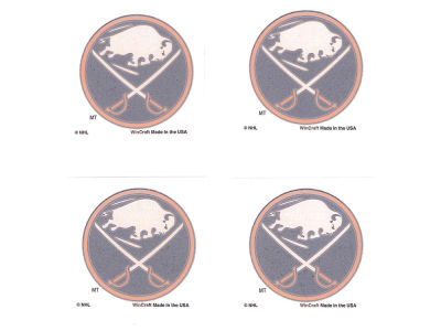 Calgary Flames Tattoo 4-pack