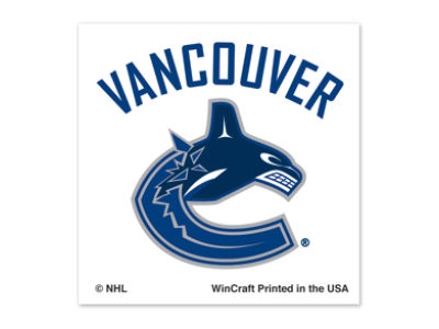 Vancouver Canucks Tattoo 4-pack