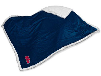 Ole Miss Rebels Sherpa Blanket