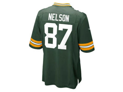 Green Bay Packers Jordy Nelson Nike NFL Men's Limited Jersey