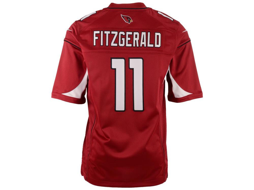 Arizona Cardinals Larry Fitzgerald Nike NFL Men s Limited Jersey ... 847a67337