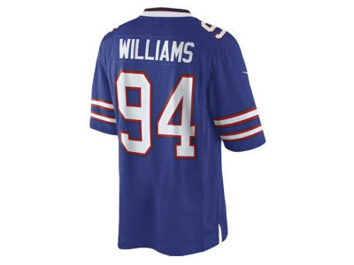 Buffalo Bills Mario Williams Nike NFL Men's Limited Jersey