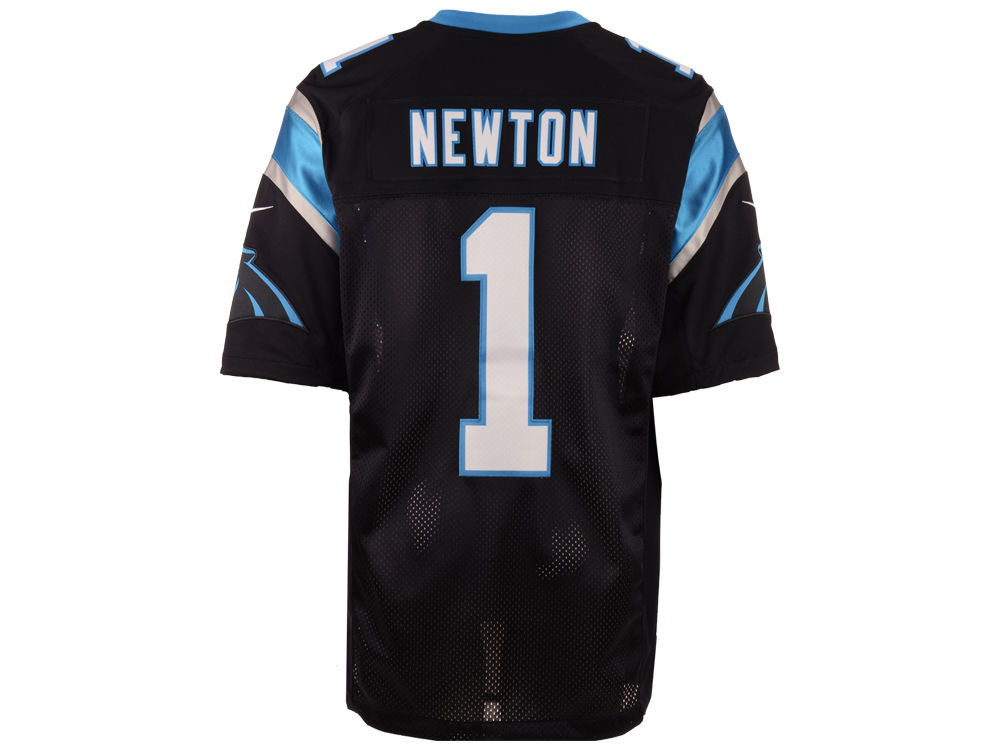 Carolina Panthers Cam Newton Nike NFL Men s Limited Jersey  1cd1137be