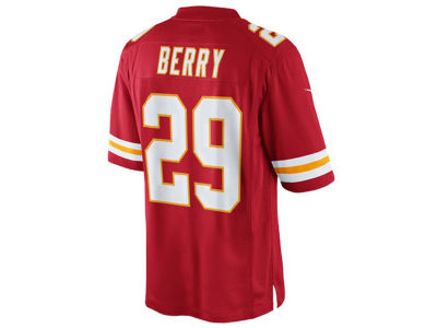 Kansas City Chiefs Eric Berry Nike NFL Men's Limited Jersey