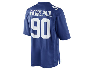 New York Giants Jason Pierre-Paul Nike NFL Men's Limited Jersey