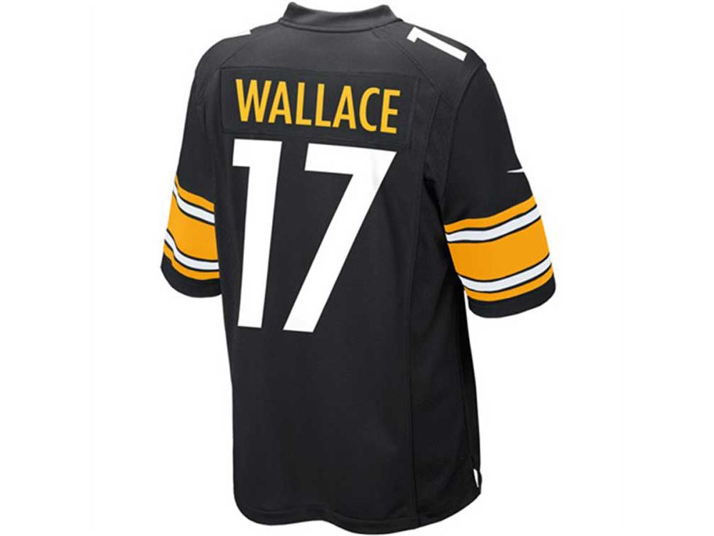 Pittsburgh Steelers Mike Wallace Nike NFL Men s Limited Jersey ... 8def809c4