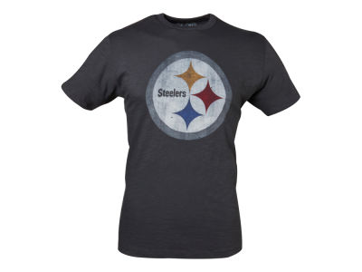 Pittsburgh Steelers '47 NFL Logo Scrum T-Shirt
