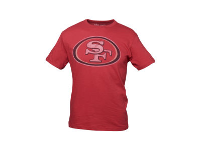 San Francisco 49ers '47 NFL Logo Scrum T-Shirt