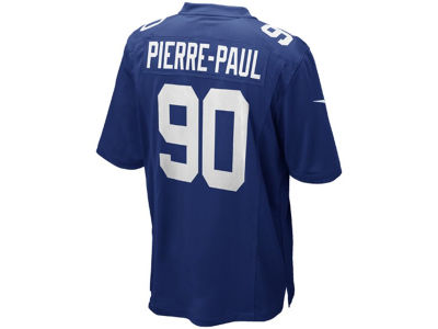 New York Giants Jason Pierre-Paul Nike NFL Men's Game Jersey