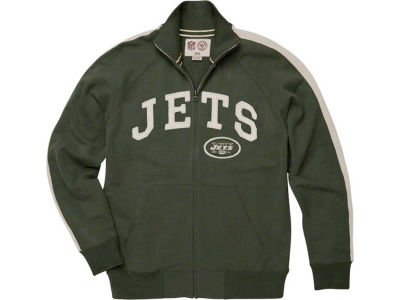 New York Jets '47 NFL Men's Scrimmage Track Jacket