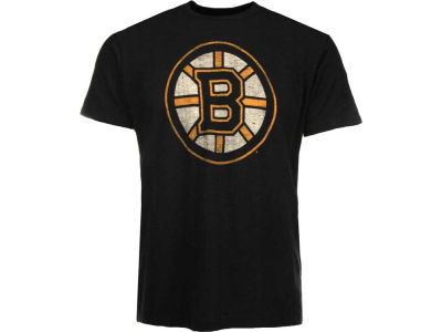 Boston Bruins '47 NHL Men's Logo Scrum T-Shirt