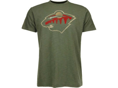 Minnesota Wild '47 NHL Logo Scrum T-Shirt