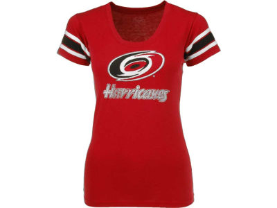 Carolina Hurricanes '47 NHL Womens Off Campus Scoop Neck T-Shirt