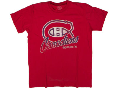 Montreal Canadiens NHL CN Fadeaway T-Shirt