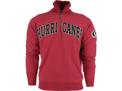 Carolina Hurricanes '47 NHL CN Blitz 1/4 Zip Pullover