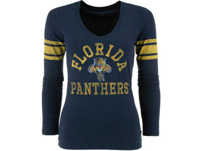 Florida Panthers '47 NHL Womens Homerun Long Sleeve T-Shirt