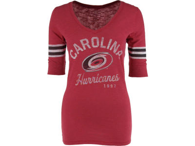 Carolina Hurricanes '47 NHL Womens Midfield Scrum T-Shirt