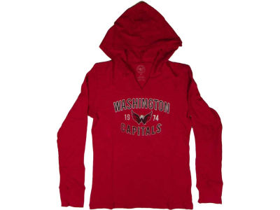Washington Capitals NHL CN Womens Primetime Hoodie