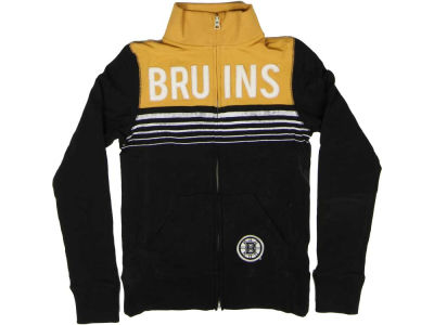 Boston Bruins NHL CN Womens Playoff Track Jacket