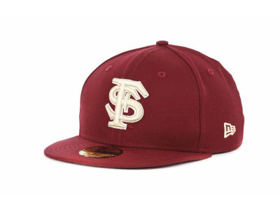 Florida State Seminoles New Era NCAA AC Stock 59FIFTY Cap
