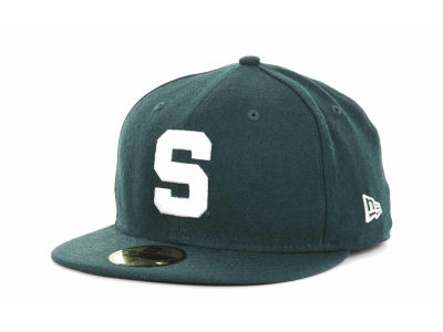 Michigan State Spartans New Era NCAA AC Stock 59FIFTY Cap
