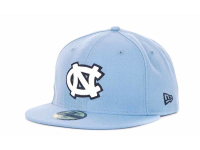 North Carolina Tar Heels New Era NCAA AC Stock 59FIFTY Cap