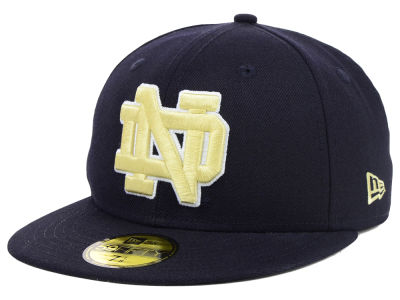 Notre Dame Fighting Irish New Era NCAA AC Stock 59FIFTY Cap