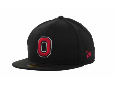 Ohio State Buckeyes New Era NCAA AC Stock 59FIFTY Cap