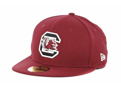 South Carolina Gamecocks New Era NCAA AC Stock 59FIFTY Cap