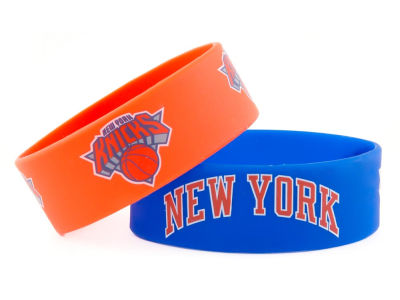 New York Knicks 2-pack Wide Bracelet