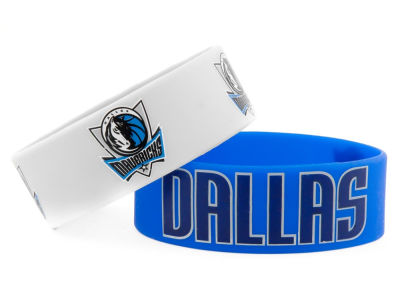 Dallas Mavericks 2-pack Wide Bracelet
