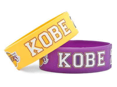 Los Angeles Lakers 2-pack Wide Bracelet
