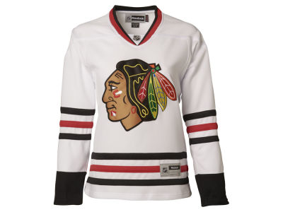 Chicago Blackhawks Reebok NHL Women's Premier Player Jersey