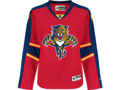 Florida Panthers Reebok NHL Womens Premier Jersey