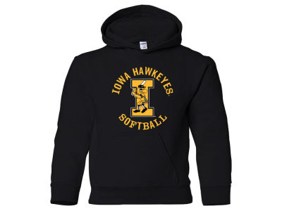 Iowa Hawkeyes NCAA Youth Sport Arch Hoodie