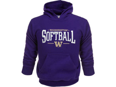 Washington Huskies NCAA Youth Close In Sport Hoodie