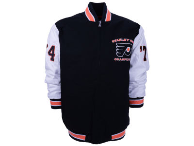 Philadelphia Flyers NHL Hall of Fame Commemorative Jacket